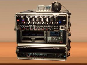 Live Recording Equipment