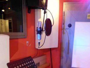 Aufnahme Vocals