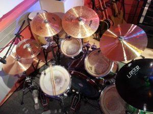 Studio Drumset